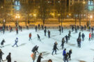 Ice Skating Rinks Re-Open