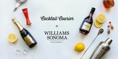 Spring Mixology Class with Masa Urushido at Williams Sonoma Columbus Circle