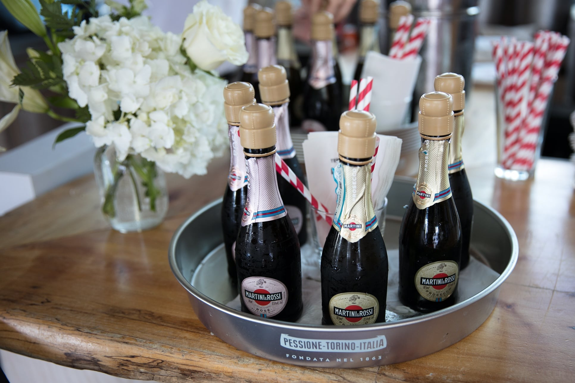 Martini & Rossi Tasting Event – Get It For Less