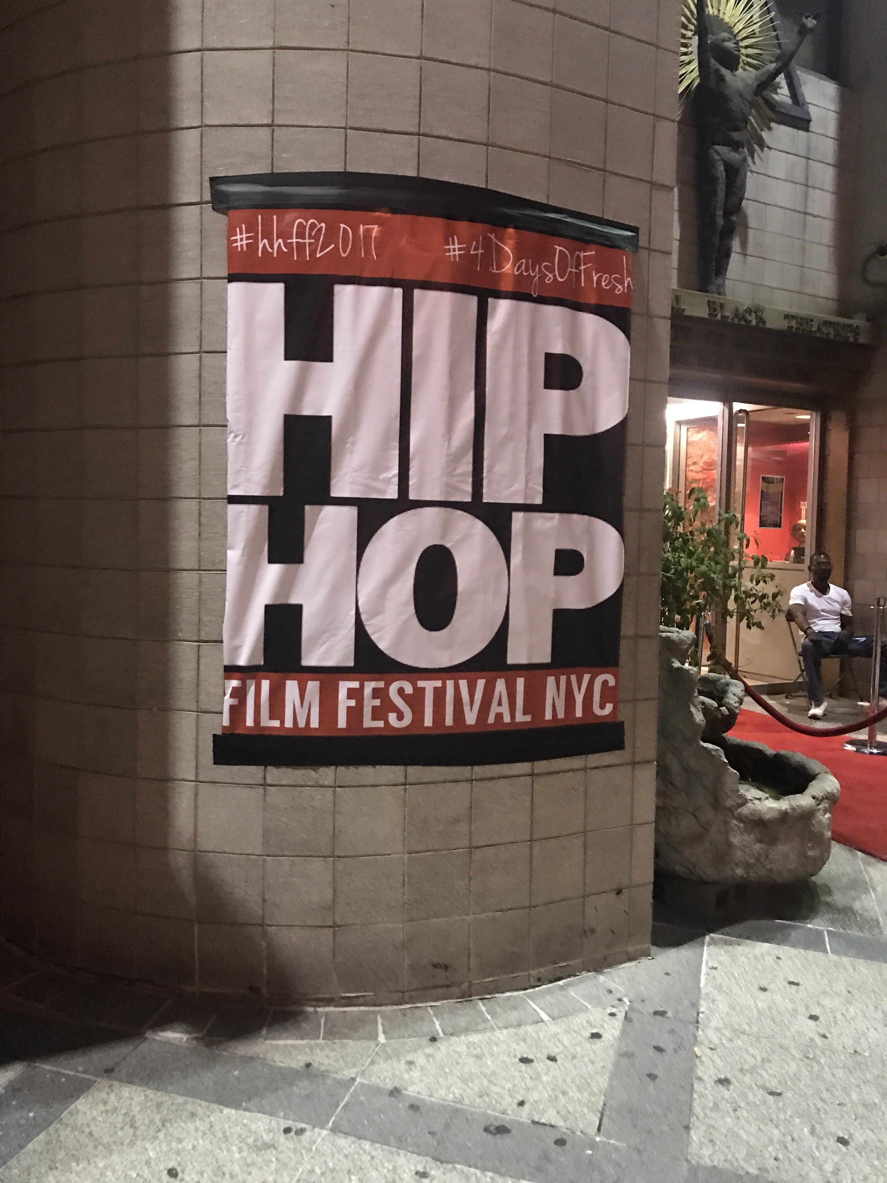 Hip Hop Film Festival 2017
