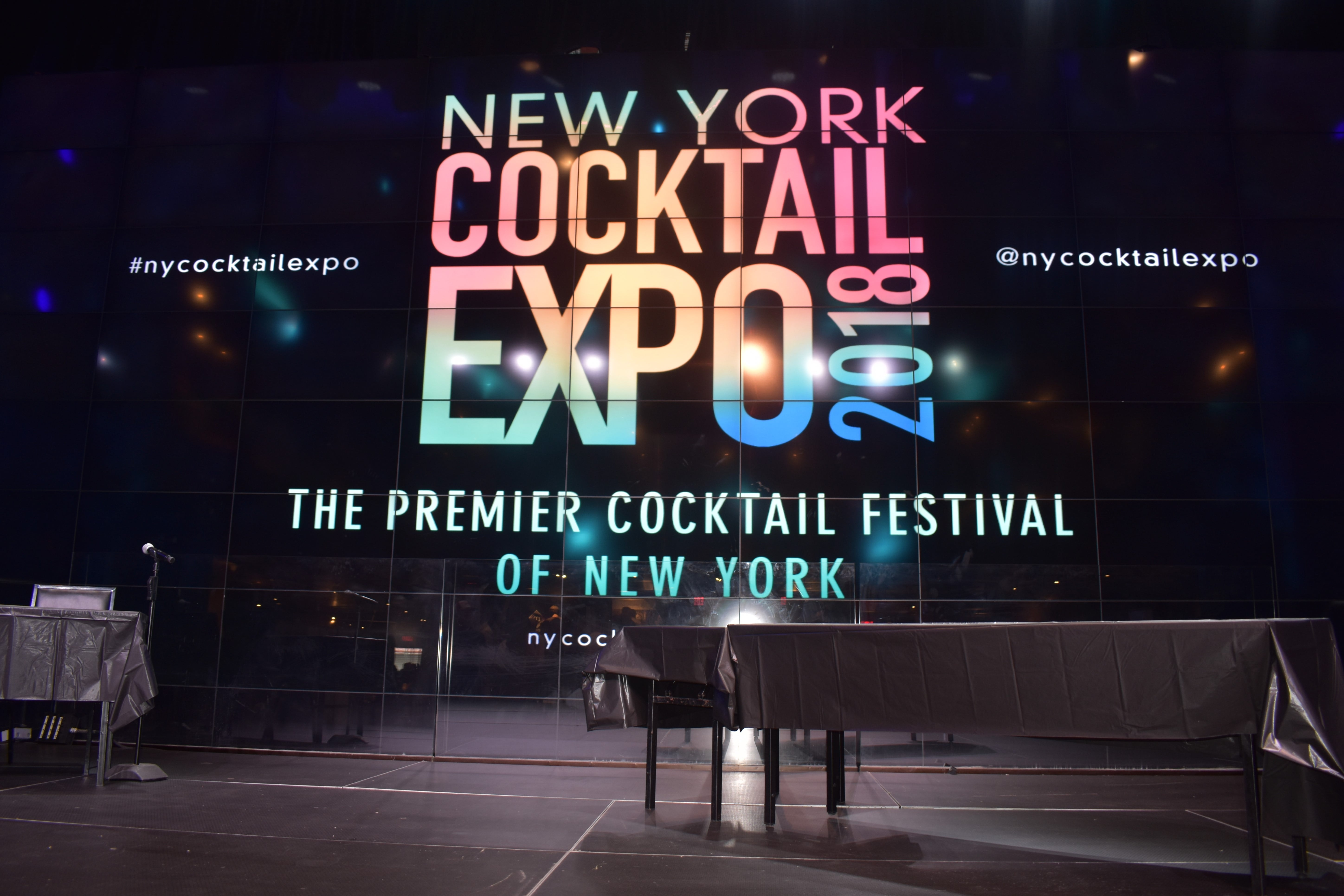 NY Cocktail Expo 2018