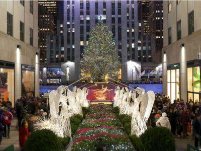 ROCKEFELLER CENTER® Tree Lighting Ceremony