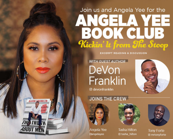 Kickin' It From The Stoop: The Truth About Men By DeVon Franklin