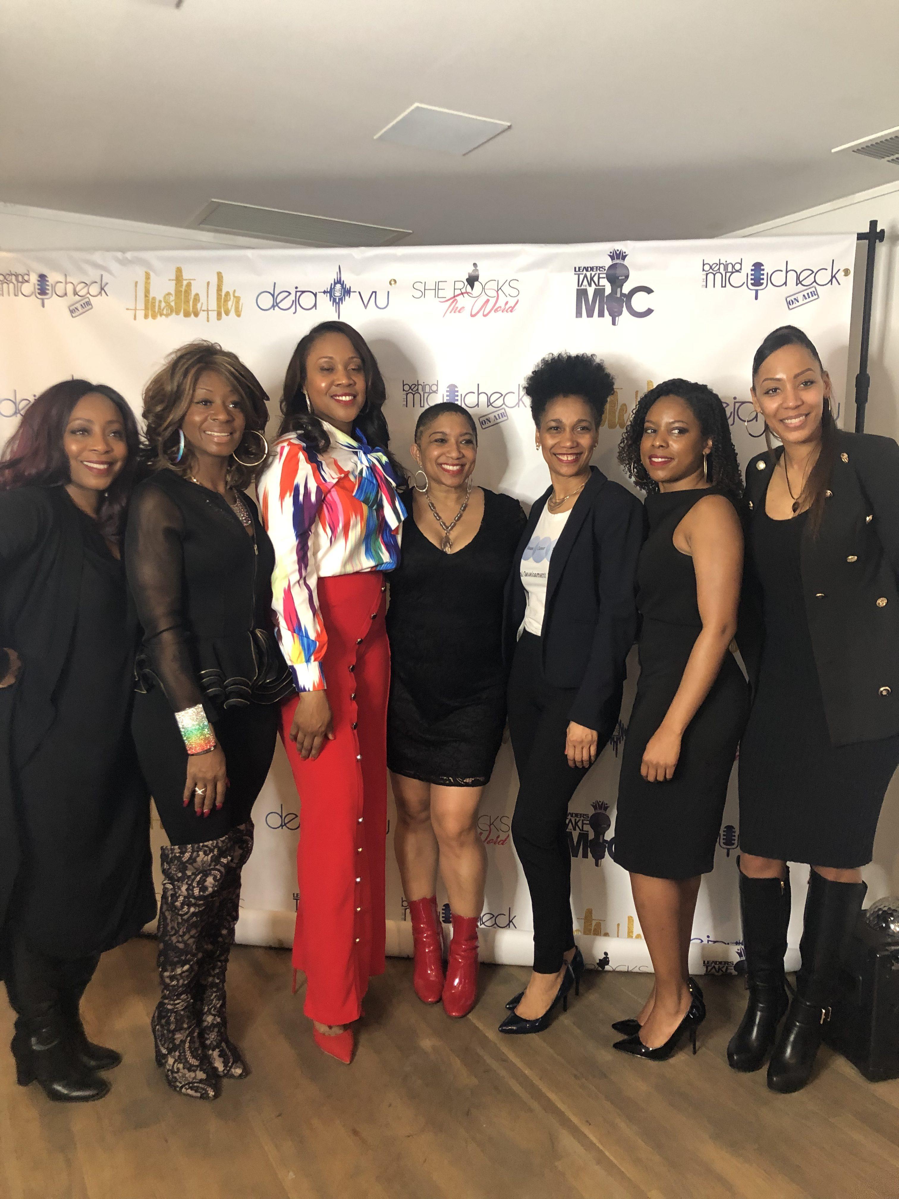 Deja Vu Ignite Your Hustle Biz & Beauty Seminar for Entrepreneurs