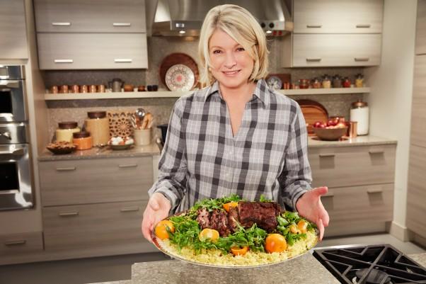 Martha Stewart Demo