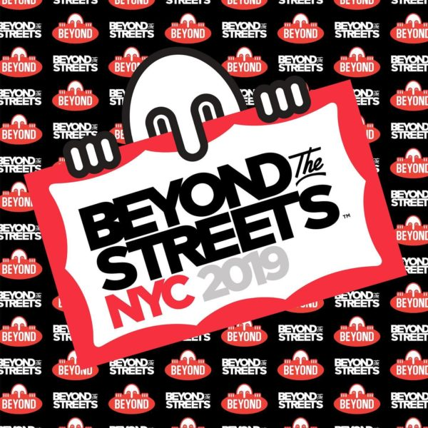BEYOND THE STREETS NYC