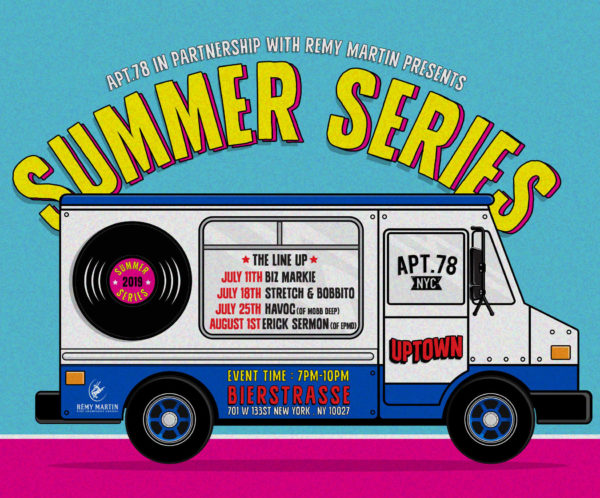 #SUMMERSERIES2019