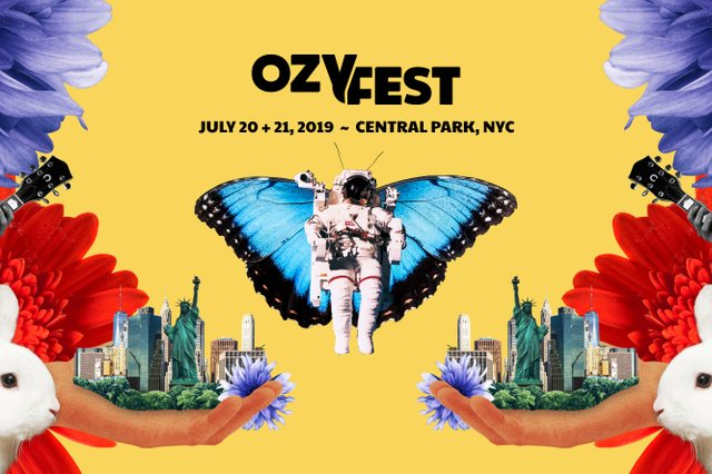 OZY Fest Ticket Giveaway Program