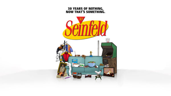CELEBRATE THE 30TH ANNIVERSARY OF SEINFELD