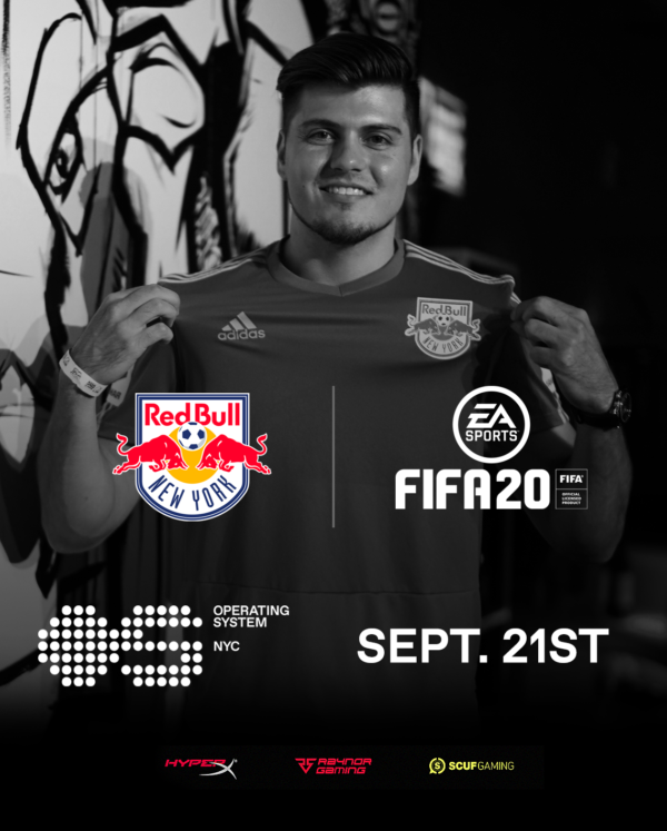 Battle For NYC FIFA 20 Release Party