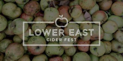 LES Cider Fest 2019 @ Essex St. Market