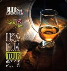 Rums of Puerto Rico National PopUp Tour