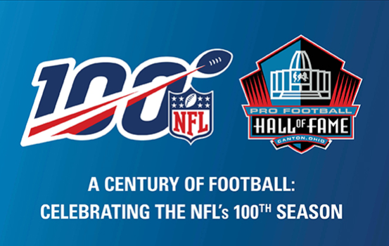 A Century Of Football: Celebrating The NFL's 100th Season