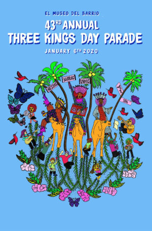 43RD ANNUAL THREE KINGS DAY PARADE + CELEBRATION