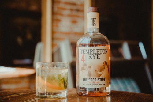 "Templeton Rye's ""Last Night of Freedom"" Prohibition Event"