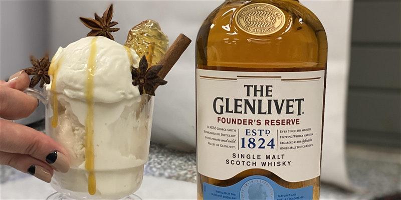FREE Glenlivet scoops for National Hot Toddy Day
