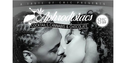 Aphrodisiacs: Cocktails, Cannabis & Chocolate