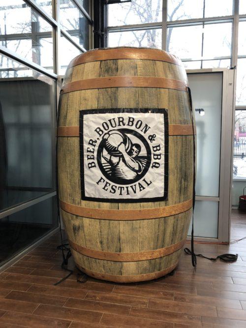 Beer Bourbon BBQ