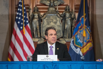 New York State on PAUSE' Executive Order