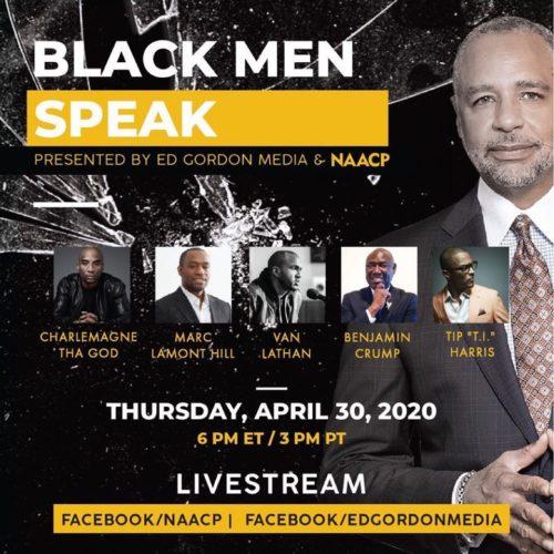 Black Men Speak @NAACP