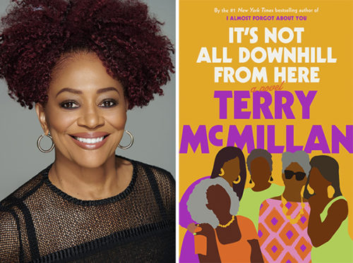 LIVE from NYPL: Terry McMillan with Tayari Jones