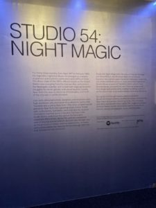 Studio 54: Night Magic Pop-Up: Brooklyn Museum