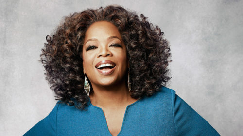"""Where Do We Go From Here?"" Oprah Winfrey"