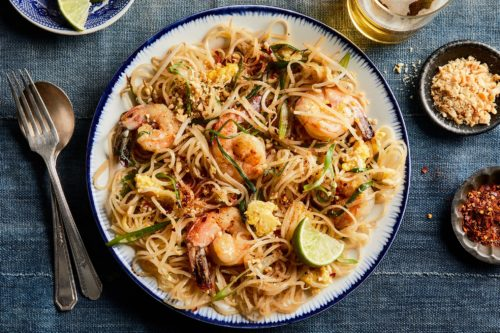 Pad Thai Online Cooking Class
