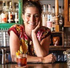 Master Mixologist, Ivy Mix, Cocktail Class!
