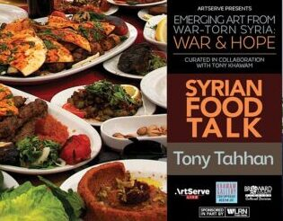 Chat with TED Talk & Food Blogger Tony Tahhan on Syrian Food