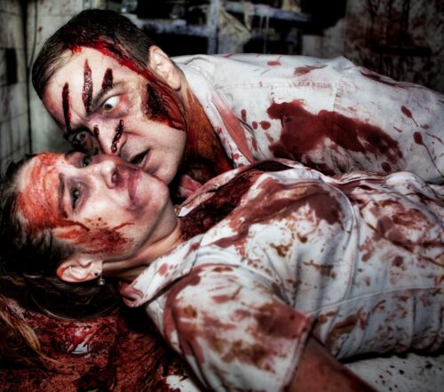 Blood Manor: NYC Premier Haunted Attraction
