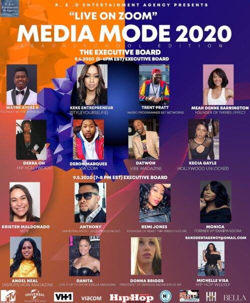 Media Mode 2020