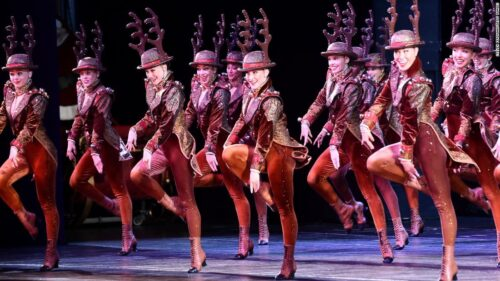 Christmas Spectacular with The Rockettes