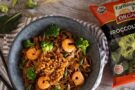 Homemade Events: FREE Broccoli Pad Thai with Shrimp & Fried Peanuts