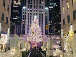 Rockefeller Center Christmas Tree Lighting