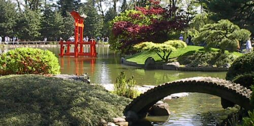 Brooklyn Botanic Garden-Free Community Admission