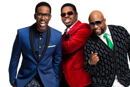 Boyz II Men to perform special virtual Valentine's Day concert