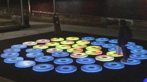 Immersive Public Art Installation @DominoPark