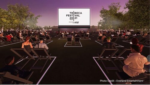 Tribeca Festival Ushers In Live Events