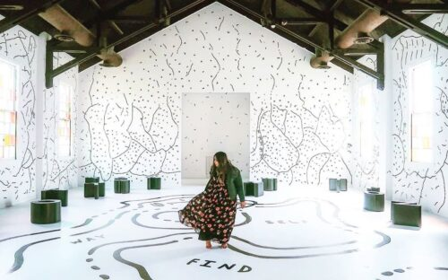 THE MAY ROOM by Shantell Martin