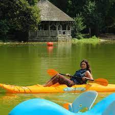 Prospect Park Boating