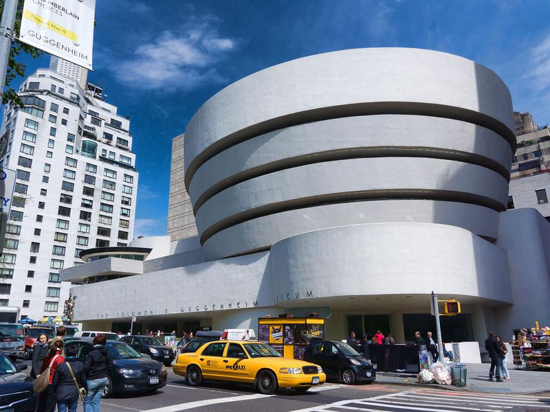 The Guggenheim Museums and Foundation in NYC- Pay as you wish Saturday