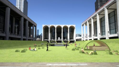 The GREEN- Lincoln Center