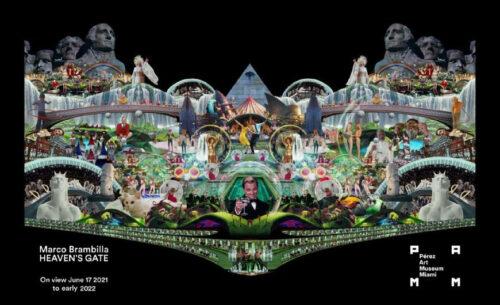 Artist Marco Brambilla Celebrates Frieze
