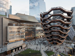 THE ART TOURS AT HUDSON YARDS
