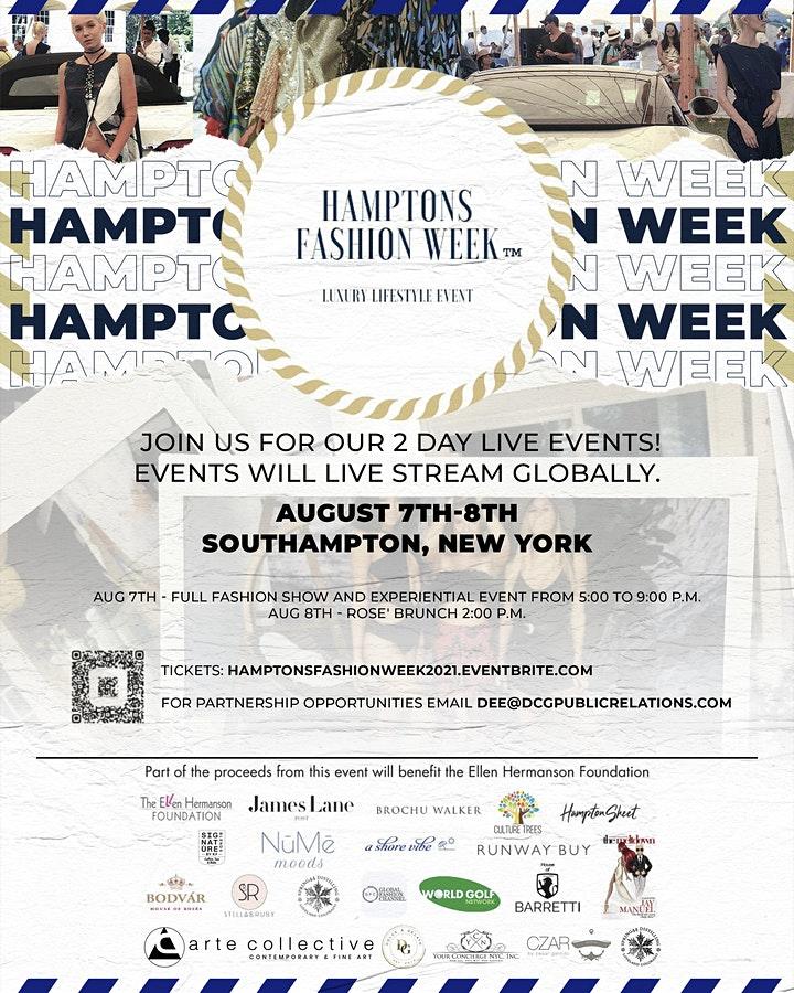 Hamptons Fashion Week 2021