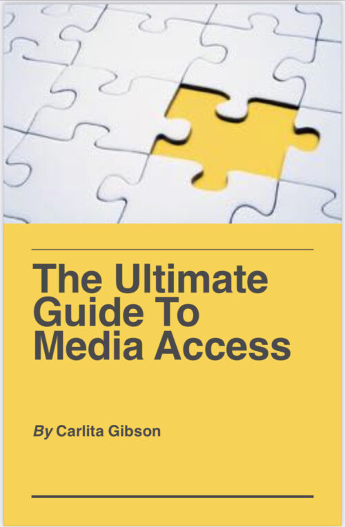 The Ultimate Guide To Media Access