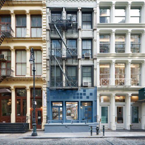 Doors New York Pop UP