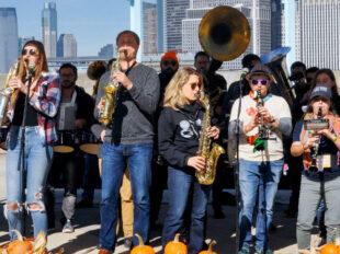 Brooklyn Bridge Park Annual Harvest Festival